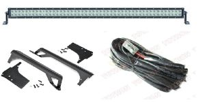 LED Light Bar Set, Jeep JK