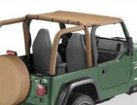 Windjammer CJ 5-8 / YJ 1980-1996 Farbe spice denim